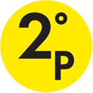 2 Degrees Portland Logo